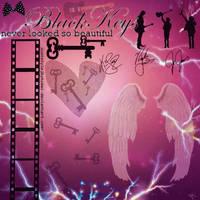 black_keys_jonas by juststyleJByKUDAI