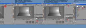 Studio lighting by Cinema4dTutorials