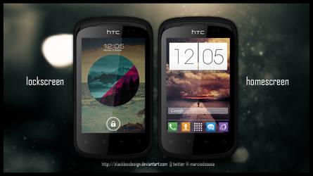 Back to Basics - HTC Explorer @ CM9 by blackboxdesign