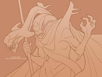 PKNA fanart: The Emperor by juzo-kun
