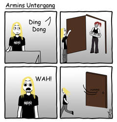 Armins Untergang by wrapit