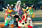 Rayman Legends: Self-Rescuing Princesses by StarMintsCosplay