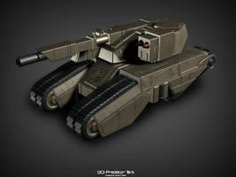 Predator Tank by TSABER