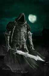 Death Knight by TSABER