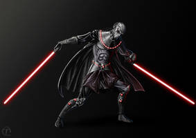Sith Lord by TSABER