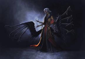 Legion of the Fallen - Ravenous Horror by TSABER