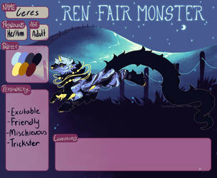 Ceres Registration Page by candyciqarettes