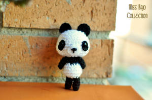 Baby panda by MissBajoCollection