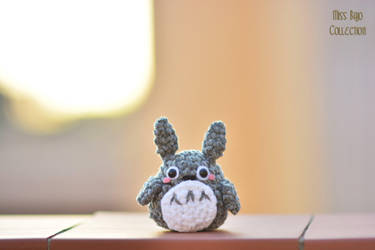 Totoro by MissBajoCollection