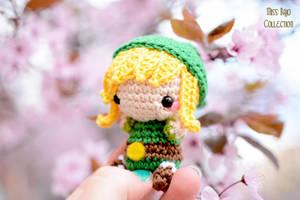Link Legend of Zelda by MissBajoCollection