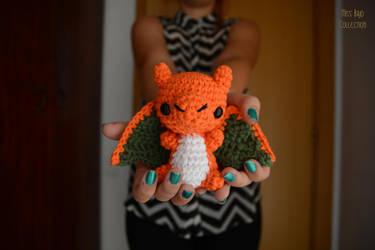 Charizard pokemon by MissBajoCollection