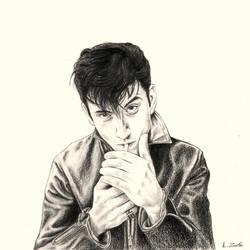 Alex Turner (Arctic Monkeys) by Zafe12