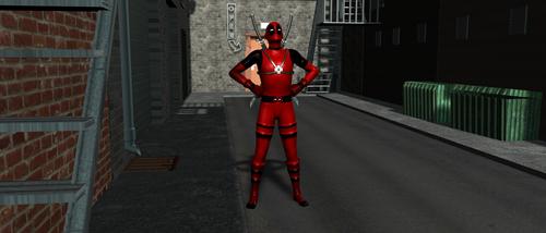 Deadpool! by scholarwarrior-lad