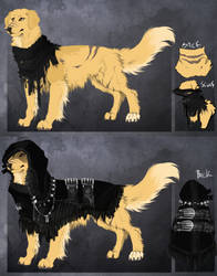 SFAD: Alaster ref by TheRockyCrowe