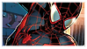 Ultimate Spider-Man Stamp by swagbender