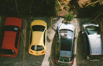 No cars go by a-menina-danca