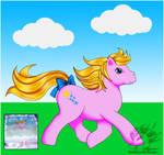 Starlight Pony by StarEmber