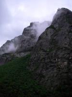 cliffs by LucieG-Stock