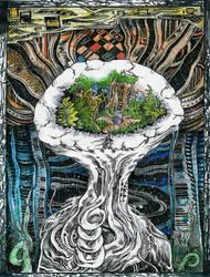 Mind Garden Vessel by TheSecondAndy
