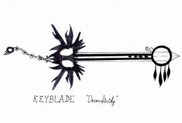 Keyblade Dreamfinity - DNR by illfated-by-kim