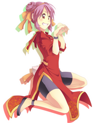 AE:: Mascot Entry by saiyukiluver