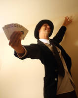 Card Dealer Stock 1 by Pulling-Stock