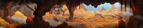 The cave by ATFZ