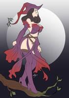 [C] Beautiful Moonlight by lufidelis
