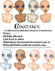 Constance Collab Base Set by 0Melodious-Nocturne0