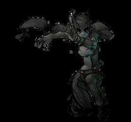 batgirl by Idioluck
