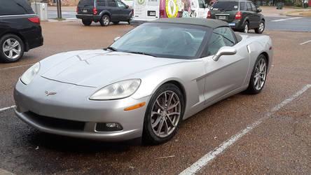 '09 Chevrolet Corvette  by T-g-C
