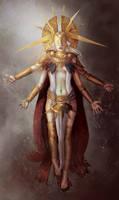 Goddess by Surimy