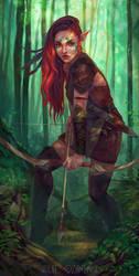 The last arrow by Surimy