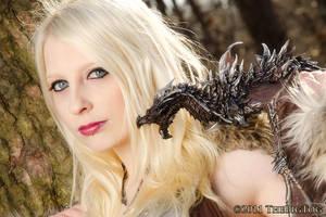 Dragon Guardian by MurderNurse