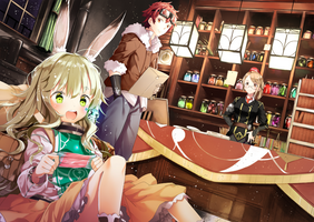 Fantastic shops by hurisuku