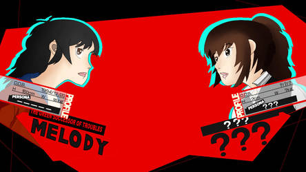 Melody VS ??? 1 by SeaMusicSpace