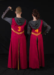 Quidditch Costume Cosplay by Zapphyre