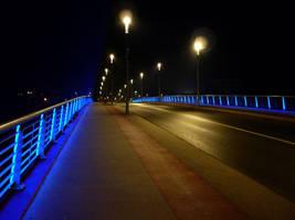 Blue railings by glanthor-reviol