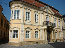 Old town hall, Gyor by glanthor-reviol