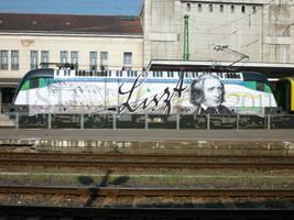 Franz Liszt locomotive by glanthor-reviol