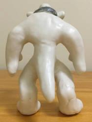 Effigytormented's Monster Back View by BassoeG