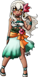 Story of Seasons - Forbidden Wolf - Tessa by Selaphi
