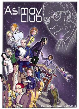 Asimov Club ID by P-JoArt