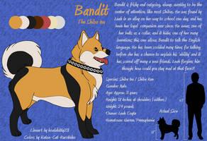 Bandit by Katze-Cat-KuroNeko