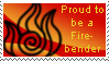 Proud Firebender by Katze-Cat-KuroNeko