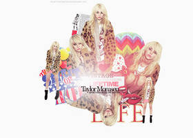 Taylor M Momsen. by apartyintheUSA