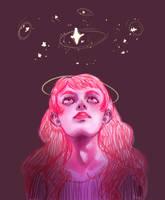 Starin' by Katze-Doshi