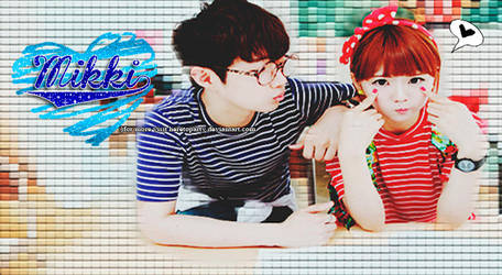 Couple Ulzzang by MikkiUlzzang107