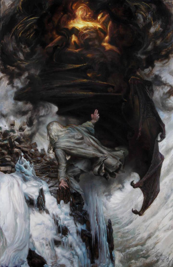 'I threw down my enemy...' by DonatoArts