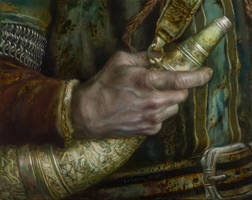 Boromir-The Horn of Gondor by DonatoArts